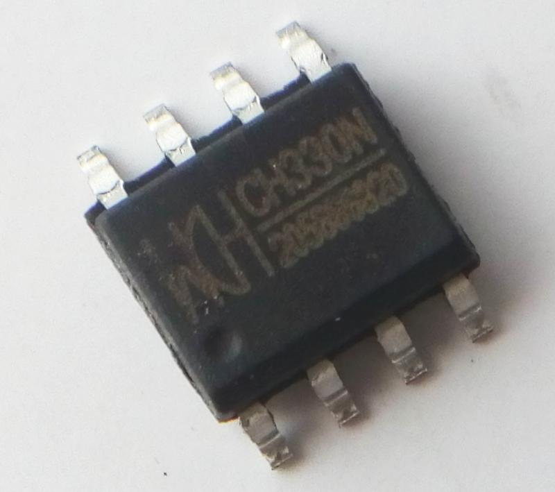 CH330N-Tiny USB to Serial IC